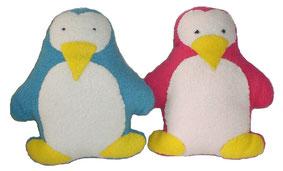 Kits doudous pingouins