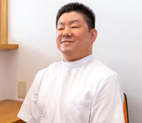 鍼灸師 松尾祐介