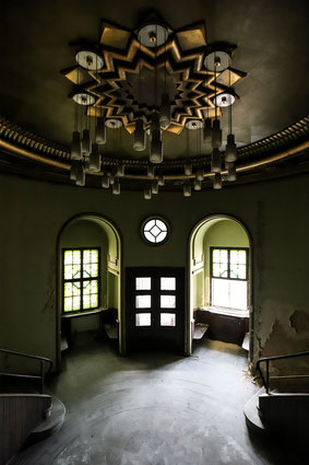 Eingangshalle Boeßneck & Meyer           (Foto: S.Dämmler)