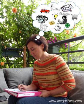 tareas pendientes - www.Aorganizarte.com