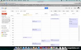 Calendario - AorganiZarte.com