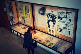OmoGirando la mostra su Massimo Consoli