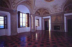 OmoGirando Palazzo Orsini a Bomarzo