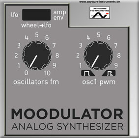 MOODULATOR - Modulation VCA