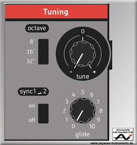 MOODULATOR - Tuning Module