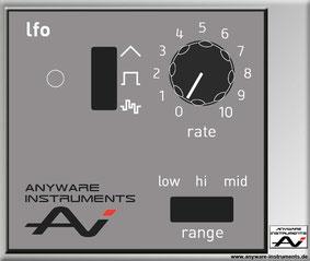 MOODULATOR - LFO Module