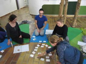 Vokabeln lernen mit Kinderyoga - Ein Bestandteil der Kinderyoga Ausbildung sowohl online als auch vor Ort in Berlin & Düsseldorf