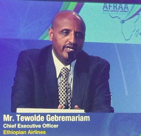 Under Tewolde Gebremariam's tenure, ET has become Africa's prime carrier  -  photo: CFG/hs
