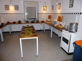 Bild Küche / Buffet