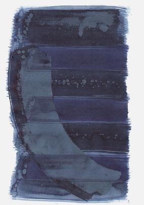"""""""Louis Taufstein, Memorial 09"""", 2020, 48 x 36cm"""