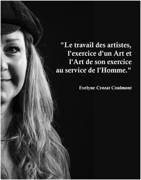 Citations Art- Artistes Contemporains- Le Peintre Crozat Coulmont