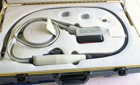 Hewlett Packard HP Ultraschall TEE Sonde 21364A 5.0/3.7 MHz für Medizin und Praxis