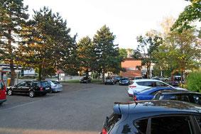 Kostenlos Parken bei der Bildungsakademie