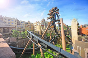 Freizeitpark Phantasialand Black Mamba