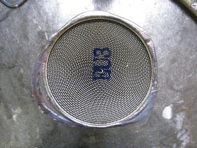 ベンツ W210 AMG 触媒修理