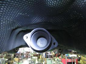 BMW Z3 触媒 修理