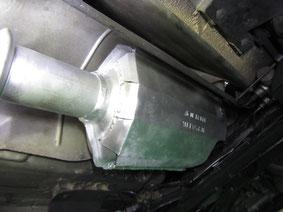 シトロエン 触媒修理 XM 旧車