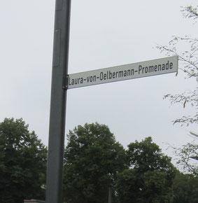 Strassenname im Rheinauhafen, © Die Turmkoop