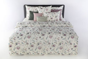 BE COSY Bao rose, 50% BW/50% Leinen