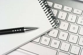 rezension, schreiben, buch, artikel