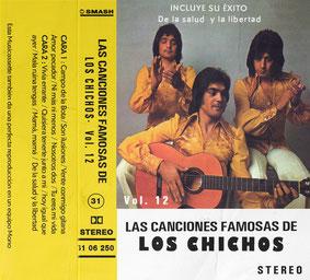 LOS CHICHOS - LAS CANCIONES FAMOSAS