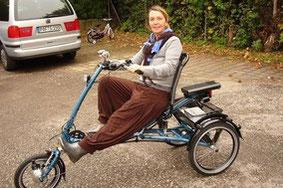 Pfau Tec ScooterTrike Dreirad Elektrodreirad