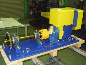 小水力 マイクロ 発電 増速機