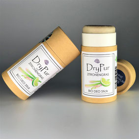 Bio Deodorant Rollon Deoroller Zitronengras