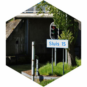 Schleuse 15