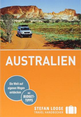 Stefan Loose Reiseführer Australien: mit Reiseatlas - Anzeige Bestseller Empfehlung
