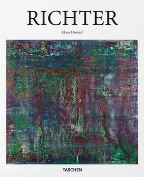 Gerhard Richter von Klaus Honnef Taschen - Kleinen Reihe Kunst