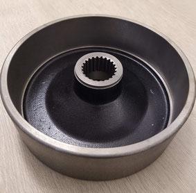 Bremstrommel für Steyr Plus Serie, 1295  340031