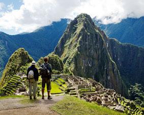 magnifique vue en plein coeur du Pérou