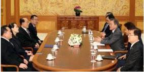 南北朝鮮間の交渉