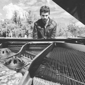 Philipp Wehnert Klavier Konzert Leipzig Tastentage
