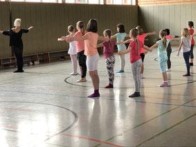 """Mitmachtheater an der Meußdoeffer Grundschule - Kooperation mit den """"Kleinen PrinZen"""", Bilder & Realsierung: Peter Dorsch Bayreuth"""