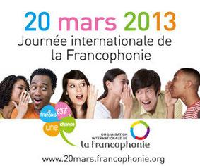 francophonie 2013