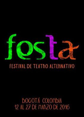 Aficehe Festival de Teatro Alternativo  a Bogotá