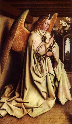 私が感じる大天使ガブリエル