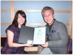 with Megumi Motonaga (2014-09-28)
