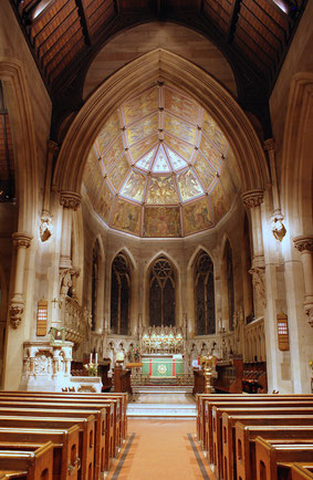 The chancel - image by ProCivitate on Wikipedia
