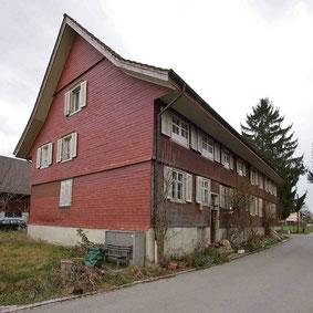 Umbau Bauernhaus Gizehof