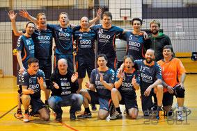 Meisterfoto Saison 2015/16