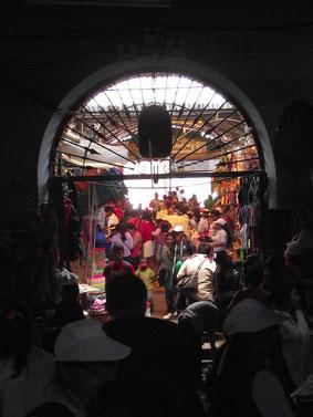 Ayacucho market