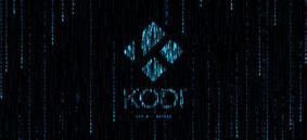 Kodi 19 Matrix logo