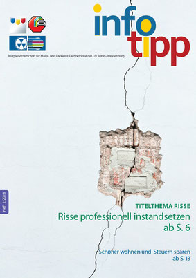 info.tip - Verbandszeitschrift des LIV Berlin-Brandenburg