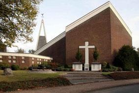 Kirche St. Marien Vinnum - Foto: HPD