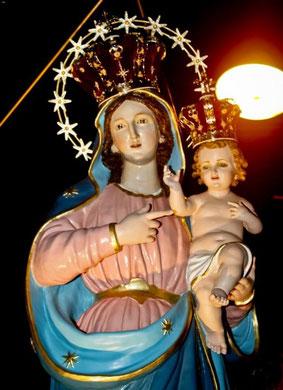 Maria S.S. delle Grazie - Pontegrande