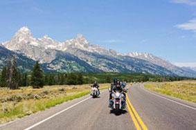 Eaglerider Deutschland, Motorradreisen USA Kanada