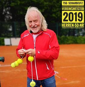 Vereinsmeister 2019 Herren-50 NR Martin Boller